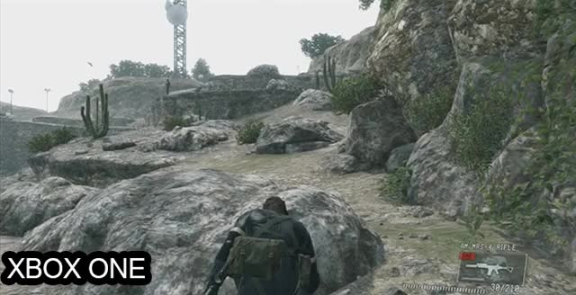 Watch and share MGS: Ground Zeroes GIFs on Gfycat