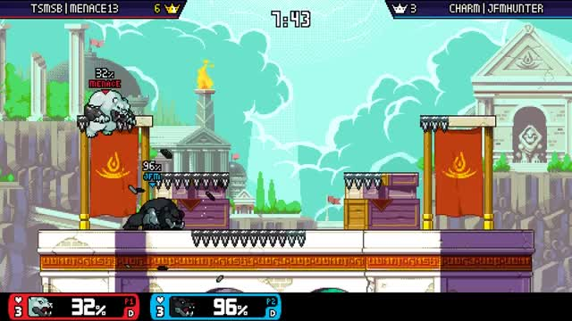 Watch and share Rivals Of Aether GIFs and Etalus GIFs by Menace13 on Gfycat