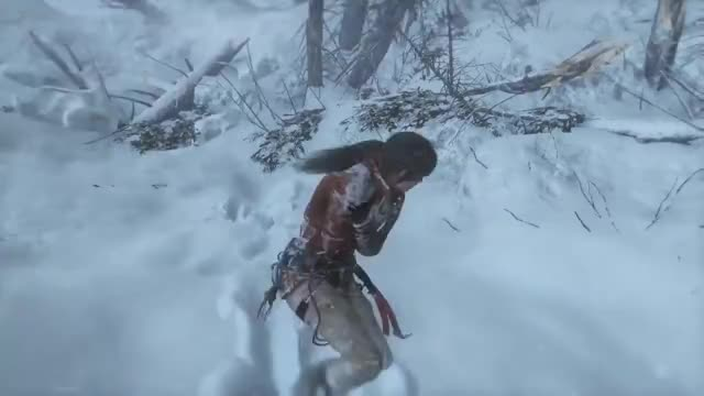 Watch and share Tomb Raider GIFs and Xbox One GIFs by Falconbox on Gfycat
