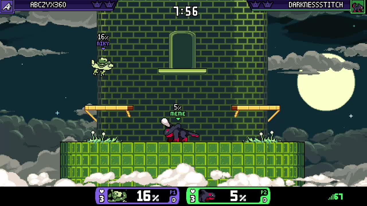 DarknessSTiTCH, RivalsofAether, gamer dvr, xbox, xbox one,  GIFs