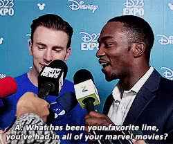 Watch and share Captain America GIFs and Chris X Anthony GIFs on Gfycat