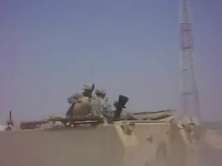 MilitaryGfys, unfazed, 120mm mortar fail GIFs