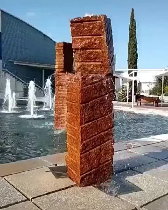 Watch and share Ripsave - This Rotating Pillar Fountain GIFs by sivirnautz on Gfycat