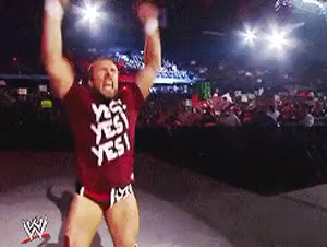 Watch and share Yes Daniel Bryan GIFs on Gfycat