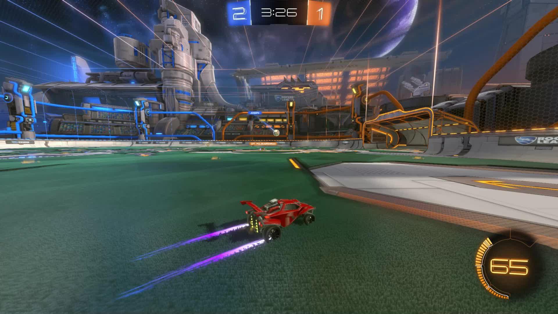 Gif Your Game, GifYourGame, Goal, Rocket League, RocketLeague, Squash, Goal 4: Squash GIFs
