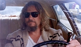 *, coen brothers, drive, jeff bridges, the big lebowski, Hold On To Your Butts GIFs