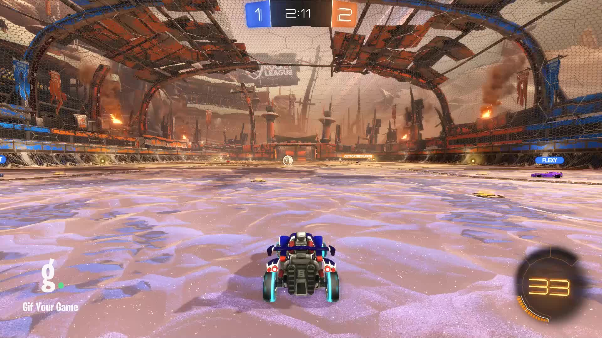 Ducks, Gif Your Game, GifYourGame, Goal, Rocket League, RocketLeague, Goal 4: Ducks GIFs
