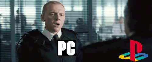 "Watch ""PC GAMING IS SHIT"" : pcmasterrace GIF on Gfycat. Discover more simon pegg GIFs on Gfycat"