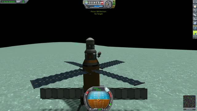 Watch and share Bill Sticks The Landing On Minmus GIFs by euronate on Gfycat