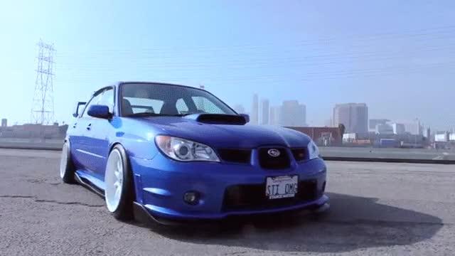 Watch Stance Stories: Zach Spusta's Subaru Impreza STI  ASVAFilms  GIF on Gfycat. Discover more related GIFs on Gfycat