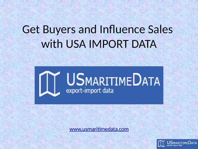 Watch and share Get-Buyers-and-Influence-Sales-with-USA-Import-Data GIFs on Gfycat