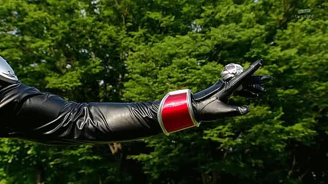 Kamen Rider Wizard (2012) Episode 1 GIF | Find, Make & Share Gfycat GIFs
