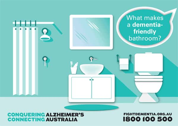 Watch and share Do You Need A Dementia Friendly Bathroom? GIFs on Gfycat