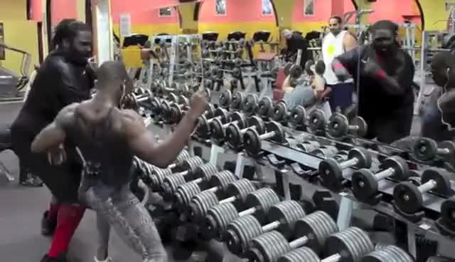 Watch and share Lol Gym GIFs on Gfycat