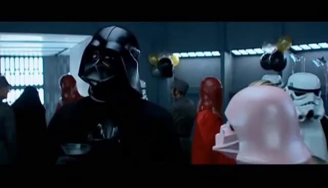 Watch and share Darth Vader Funny GIFs on Gfycat