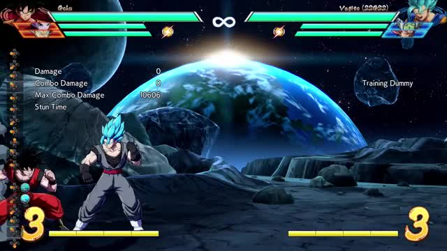 Watch and share Dragonball Fighterz GIFs and Dbfz GIFs by shinkoin on Gfycat