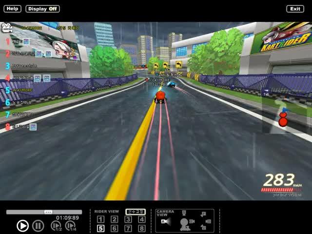 Watch terror.003 GIF by Boio (@mooeonmooeon) on Gfycat. Discover more kartrider, 카트, 카트라이더 GIFs on Gfycat