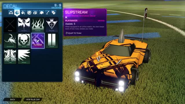 Watch and share Rocket League Black Market Decal GIFs on Gfycat