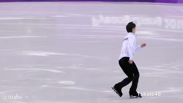 Watch and share Figure Skating GIFs and Yuzuru Hanyu GIFs by Irina Niculiu on Gfycat