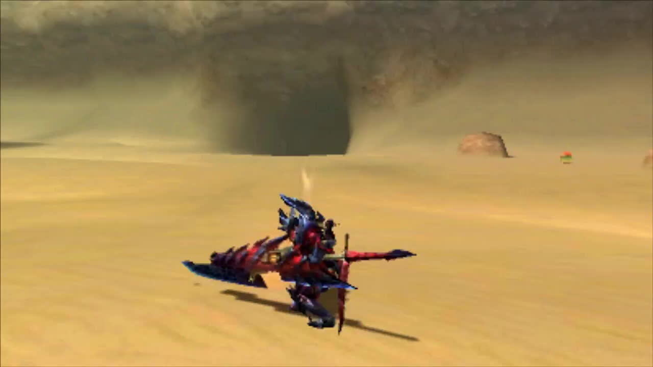 MonsterHunter, MHXX - Brave Mode infinite combo GIFs