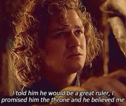 Watch and share Game Of Thrones GIFs and Loras X Renly GIFs on Gfycat