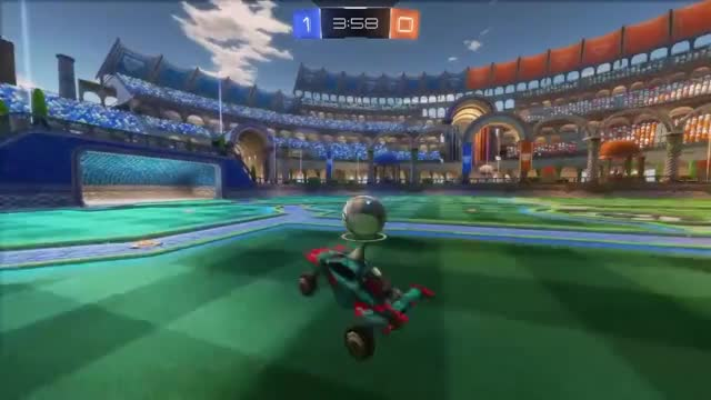 Watch Goal 2 - Rocket League: Survival of the Fittest Trophy (& near fail) GIF on Gfycat. Discover more PS4share, PlayStation 4, Rocket League, Sony Computer Entertainment, rocketleague GIFs on Gfycat