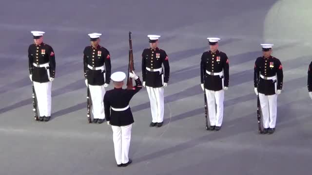 Watch and share Indian Silent Drill GIFs and Us Marine Corps GIFs by afonso74 on Gfycat