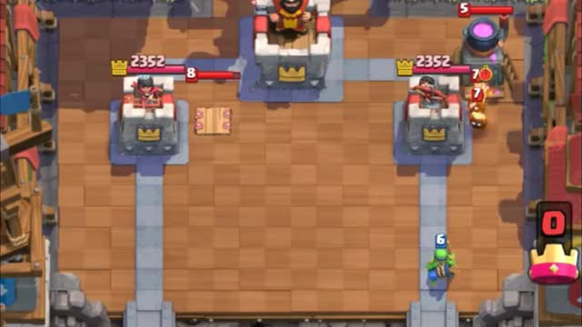 Watch and share Furnace Unleash Fire Spirits GIFs by Clash Royale Kingdom on Gfycat