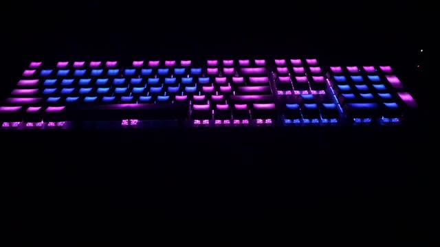Watch Mechanical Keyboard Lighting Pattern GIF by Googahgee (@googahgee) on Gfycat. Discover more related GIFs on Gfycat