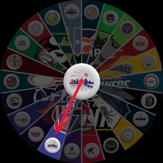 Watch and share Disc Spinner GIFs by American Ultimate Disc League on Gfycat