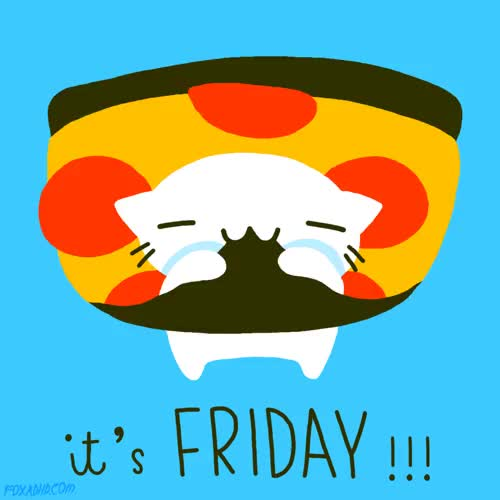 Watch this tgif GIF by @thepr3stige on Gfycat. Discover more cat, pizza, tgif GIFs on Gfycat