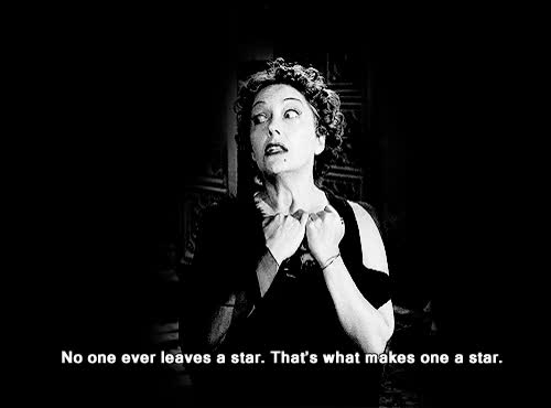 """Watch and share """" - Gloria Swanson As Norma Desmond In Sunset Boulevard (1950) GIFs on Gfycat"""