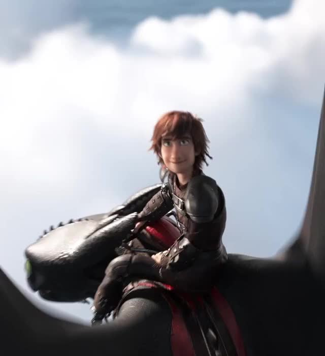 Watch this advert GIF by How To Train Your Dragon (@howtotrainyourdragon) on Gfycat. Discover more ahhh, hiccup, hiccup horrendous haddock iii, how to train your dragon, how to train your dragon the hidden world, httyd, httyd3, no, oh no, scream GIFs on Gfycat