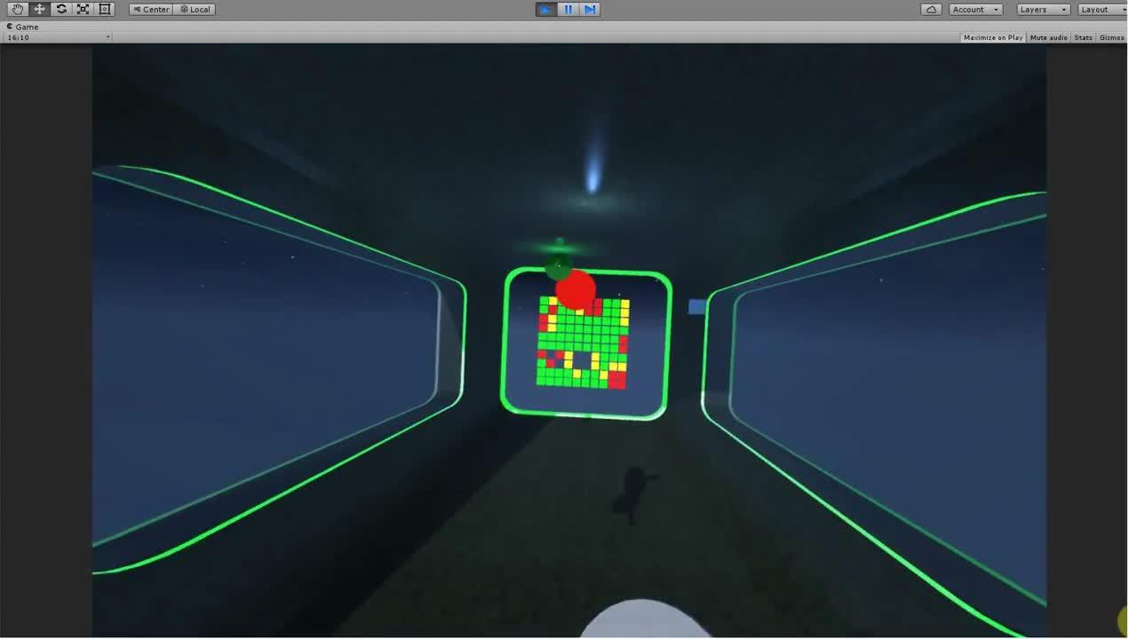 razorhydra, unity, unity3d, Oculus pong 1.4 GIFs
