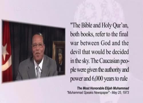 Watch and share Pt. 52 The Wheel-Allah (God's) Calling Card - The Time And What Must Be Done By Min. Louis Farrakhan # 4 GIFs on Gfycat