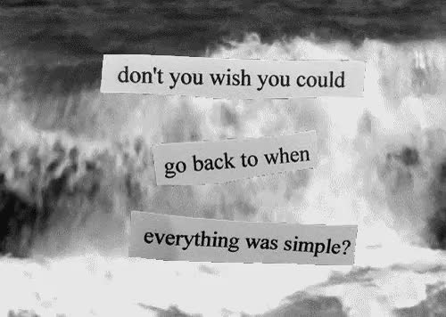 Watch and share Depressing Thoughts GIFs and Liebe Meines Lebens GIFs on Gfycat
