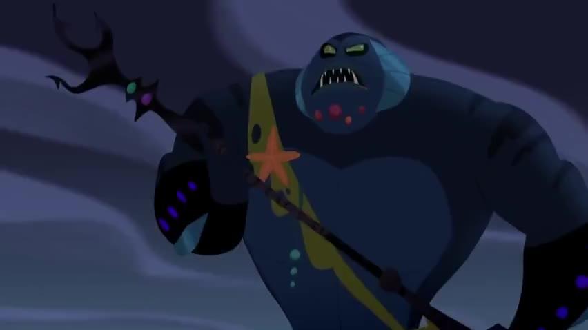 Rapunzel Deflecting Trident 2 GIFs