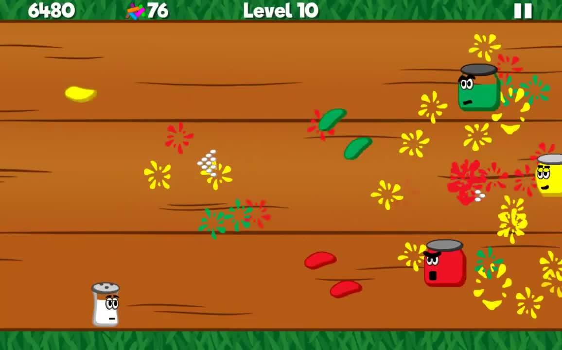 Salt And Pep™ FREE Mobile Unity Game