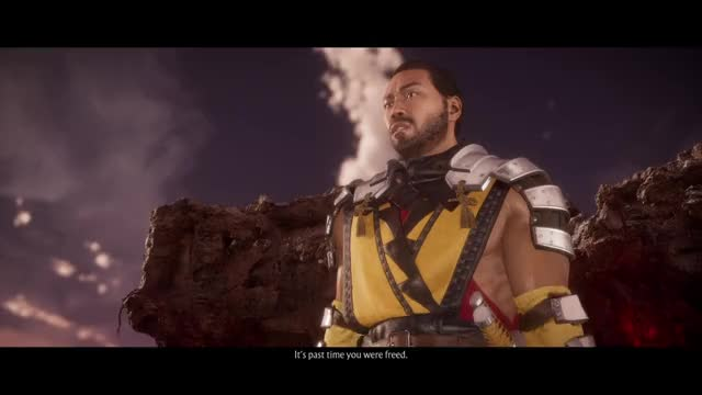 Watch and share Mortal Kombat 11 GIFs by icep4ck on Gfycat