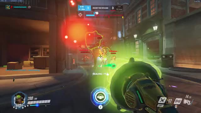 Watch and share Overwatch GIFs by thewrongname on Gfycat