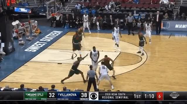 Watch Villanova Basketball Player Review: Kris Jenkins GIF on Gfycat. Discover more related GIFs on Gfycat