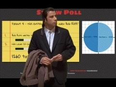 confusedtravolta, Confused Travolta on a #5050 #vote #election #rbtv #fallout4 GIFs