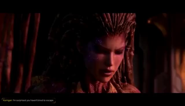 Watch kerrigan mengsk GIF on Gfycat. Discover more related GIFs on Gfycat