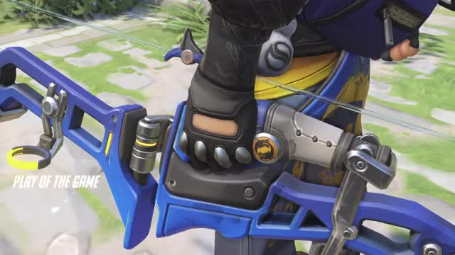 Watch and share Overwatch GIFs and Hanzo GIFs by Isaiah Chase on Gfycat