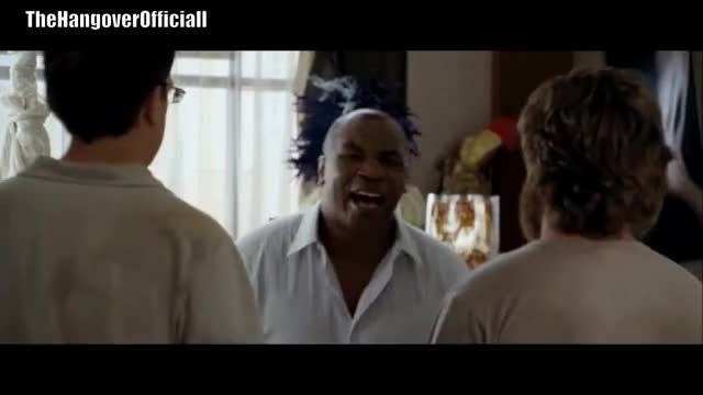 Watch The Hangover Mike Tyson Scenes GIF on Gfycat. Discover more Hollywood, clip, entertainment, funny, hangover, hd, movie, movies, official, part, preview, teaser, trailer, trailers GIFs on Gfycat