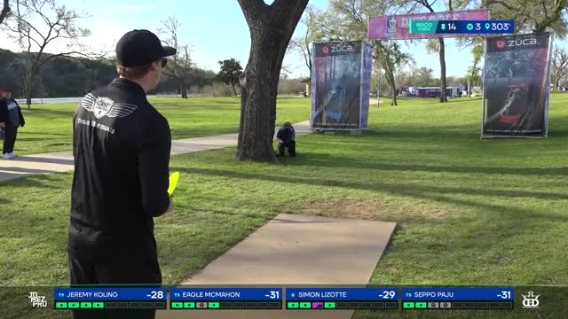 Watch this disc golf GIF by Benn Wineka UWDG (@bennwineka) on Gfycat. Discover more disc golf, disc golf 2019, disc golf pro tour, eagle mcmahon, jomez disc golf, jomez productions, jomezpro, seppo paju, simon lizotte, steve dodge GIFs on Gfycat