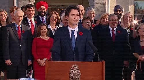 Watch and share Justin Trudeau GIFs and Canada GIFs on Gfycat