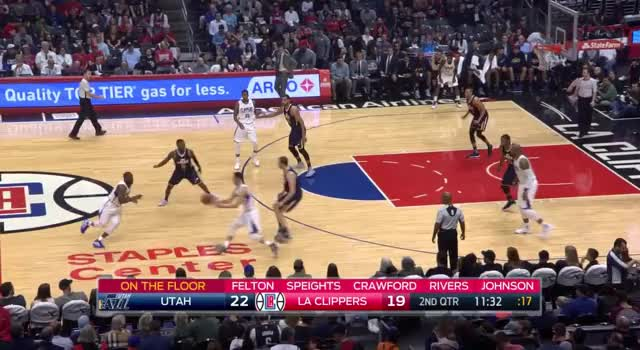 Watch and share Dante Exum D GIFs by obiwaz on Gfycat