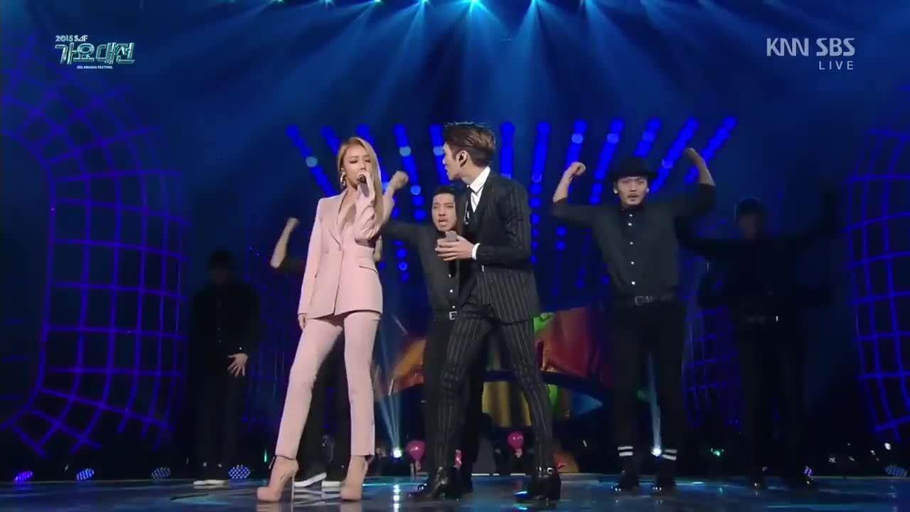 kpics, kpopslumberparty, Jonghyun - Deja Boo (feat. Yubin) [271215] [04] GIFs