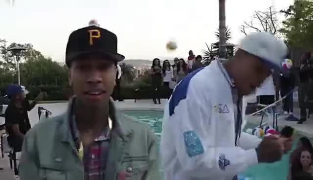 Watch this trending GIF on Gfycat. Discover more chris brown, shit, tyga GIFs on Gfycat